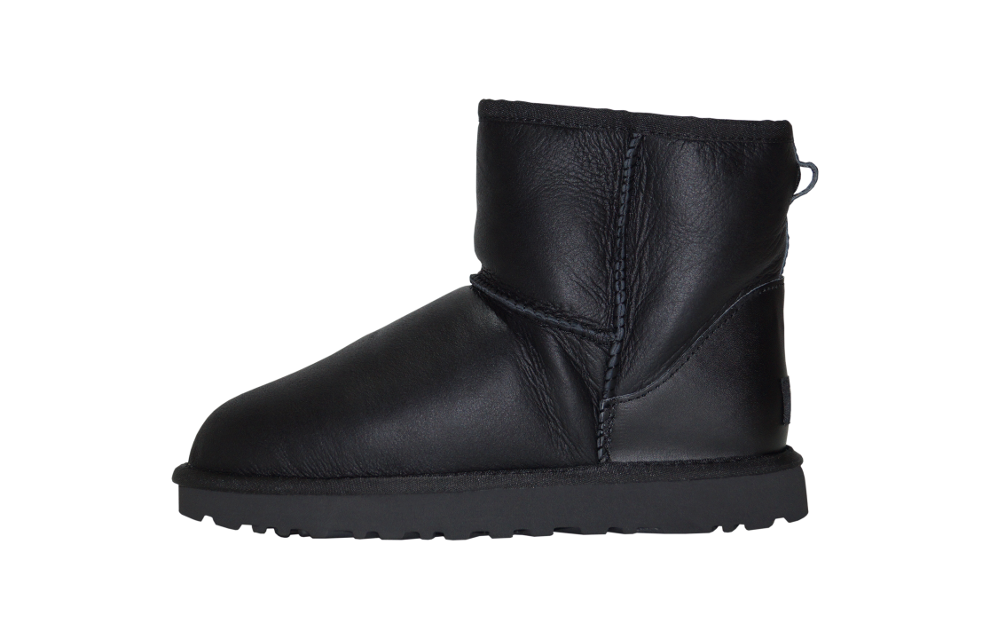 Timberland и Ugg Australia оптом без размерных рядов! Uggi_ugg_australia_classic_mini_leather_black_blk-